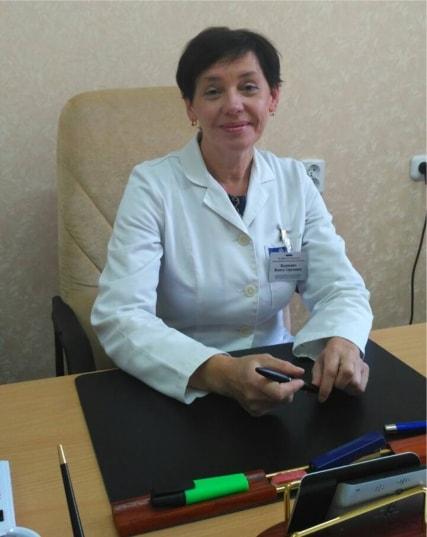 Zhanna Sergeevna Zhdanovich